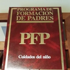Libros de segunda mano: PROGRAMA DE FORMACIÓN DE PADRES Nº 2, POR CARLOS GISPERT DE ED. OCÉANO / EXITO EN BARCELONA 1986. Lote 169004876