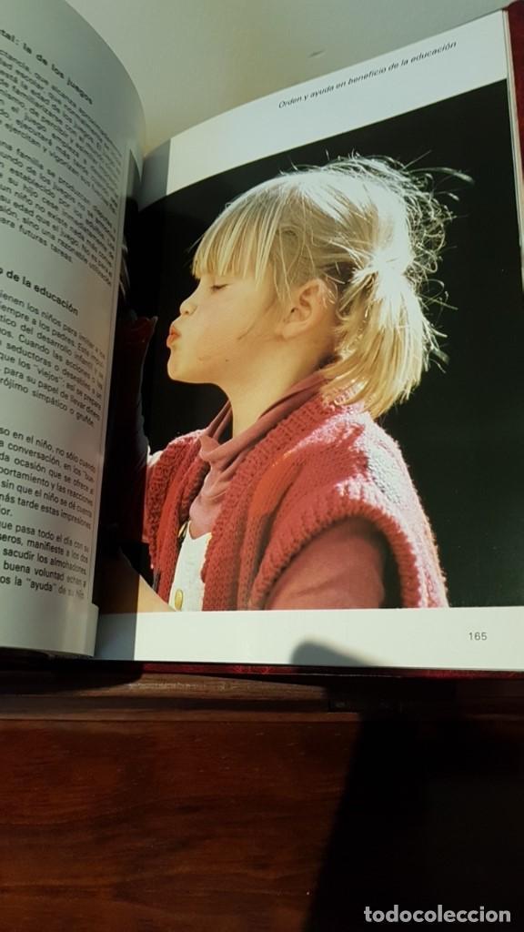 Libros de segunda mano: PROGRAMA DE FORMACIÓN DE PADRES Nº 2, POR CARLOS GISPERT DE ED. OCÉANO / EXITO EN BARCELONA 1986 - Foto 7 - 169004876