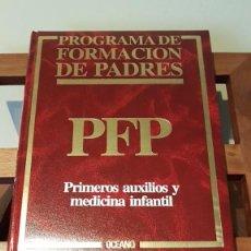Libros de segunda mano: PROGRAMA DE FORMACIÓN DE PADRES Nº 3, POR CARLOS GISPERT DE ED. OCÉANO / EXITO EN BARCELONA 1986. Lote 169005096