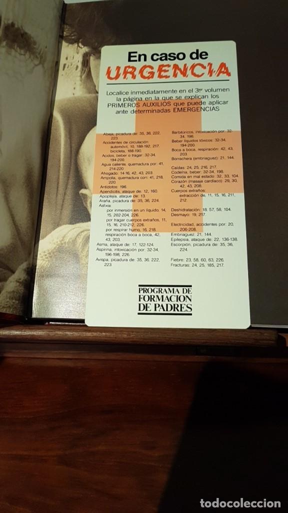 Libros de segunda mano: PROGRAMA DE FORMACIÓN DE PADRES Nº 3, POR CARLOS GISPERT DE ED. OCÉANO / EXITO EN BARCELONA 1986 - Foto 3 - 169005096