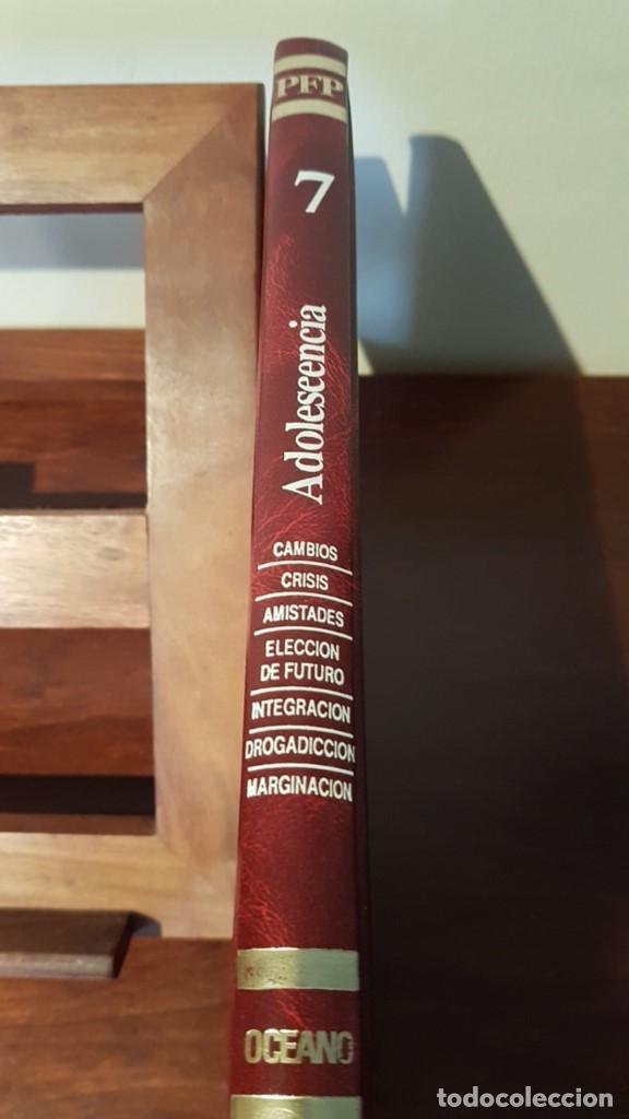 Libros de segunda mano: PROGRAMA DE FORMACIÓN DE PADRES Nº 7, POR CARLOS GISPERT DE ED. OCÉANO / EXITO EN BARCELONA 1986 - Foto 2 - 169005920