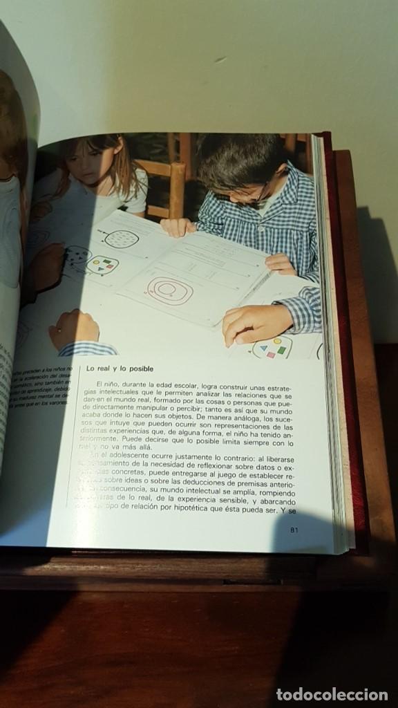 Libros de segunda mano: PROGRAMA DE FORMACIÓN DE PADRES Nº 7, POR CARLOS GISPERT DE ED. OCÉANO / EXITO EN BARCELONA 1986 - Foto 7 - 169005920