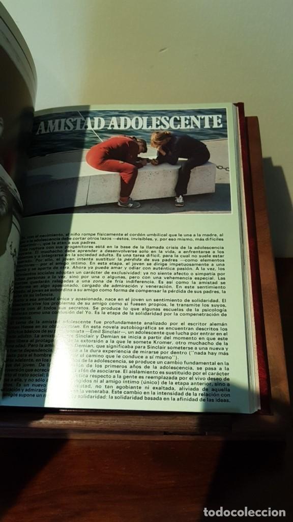 Libros de segunda mano: PROGRAMA DE FORMACIÓN DE PADRES Nº 7, POR CARLOS GISPERT DE ED. OCÉANO / EXITO EN BARCELONA 1986 - Foto 8 - 169005920