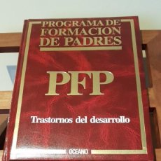 Libros de segunda mano: PROGRAMA DE FORMACIÓN DE PADRES Nº 8, POR CARLOS GISPERT DE ED. OCÉANO / EXITO EN BARCELONA 1986. Lote 169006076