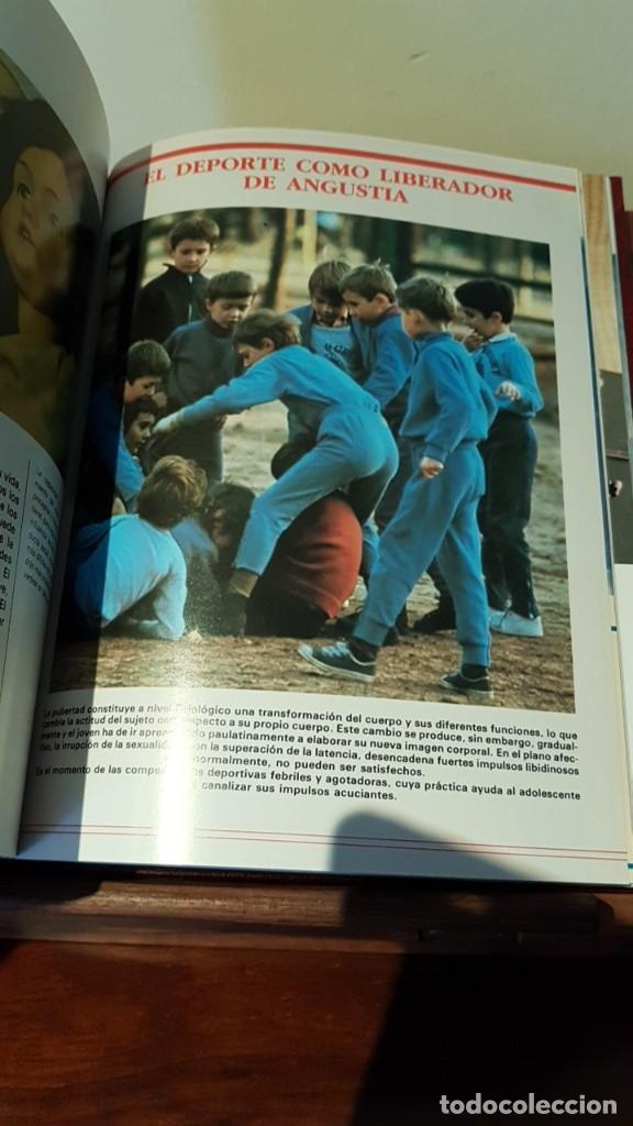 Libros de segunda mano: PROGRAMA DE FORMACIÓN DE PADRES Nº 8, POR CARLOS GISPERT DE ED. OCÉANO / EXITO EN BARCELONA 1986 - Foto 8 - 169006076