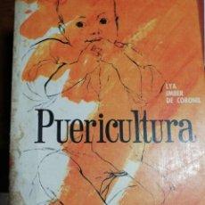 Libros de segunda mano: PUERICULTURA. 1965. Lote 169025284