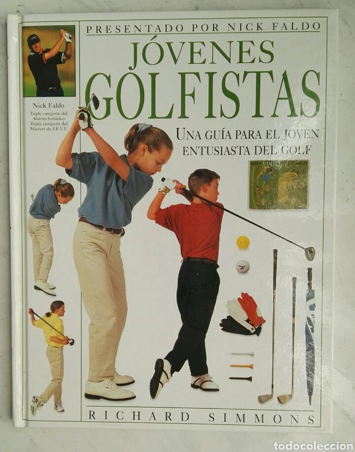 JÓVENES GOLFISTAS NICK FALDO GUÍA GOLF (Libros de Segunda Mano - Ciencias, Manuales y Oficios - Pedagogía)