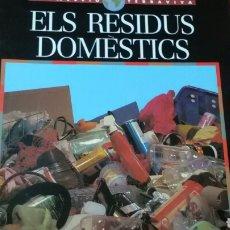 Libros de segunda mano: ELS RESIDUS TÒXICS .COL. TERRAVIVA ED. CRUÏLLA. Lote 169878080