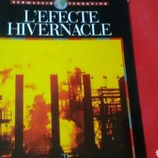 Libros de segunda mano: L'EFECTE HIVERNACLE COL .TERRAVIVA .ED.CRUÏLLA. Lote 169879636