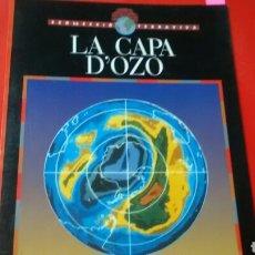 Libros de segunda mano: LA CAPA D'OZÓ .COL. TERRAVIVA .ED. CRUÏLLA. Lote 169880673