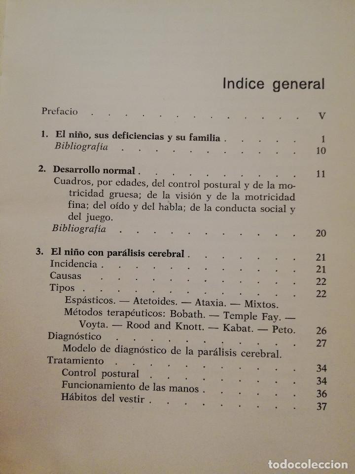 Libros de segunda mano: EL NIÑO CON DEFICIENCIAS FÍSICAS (LINDA ROUTLEDGE) - Foto 3 - 171978535