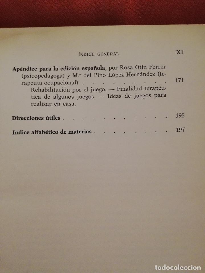Libros de segunda mano: EL NIÑO CON DEFICIENCIAS FÍSICAS (LINDA ROUTLEDGE) - Foto 7 - 171978535