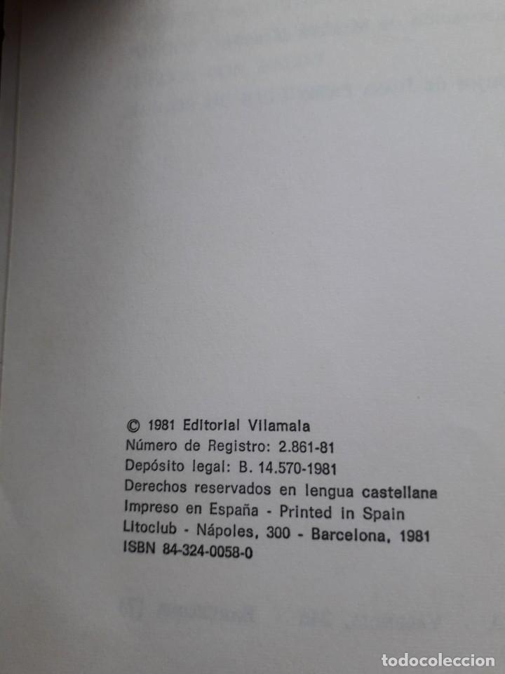 Libros de segunda mano: JUEGOS CON PELOTA. FERMIN CEBOLLA LOPEZ. ED. VILAMALA 1981 - Foto 3 - 172003049