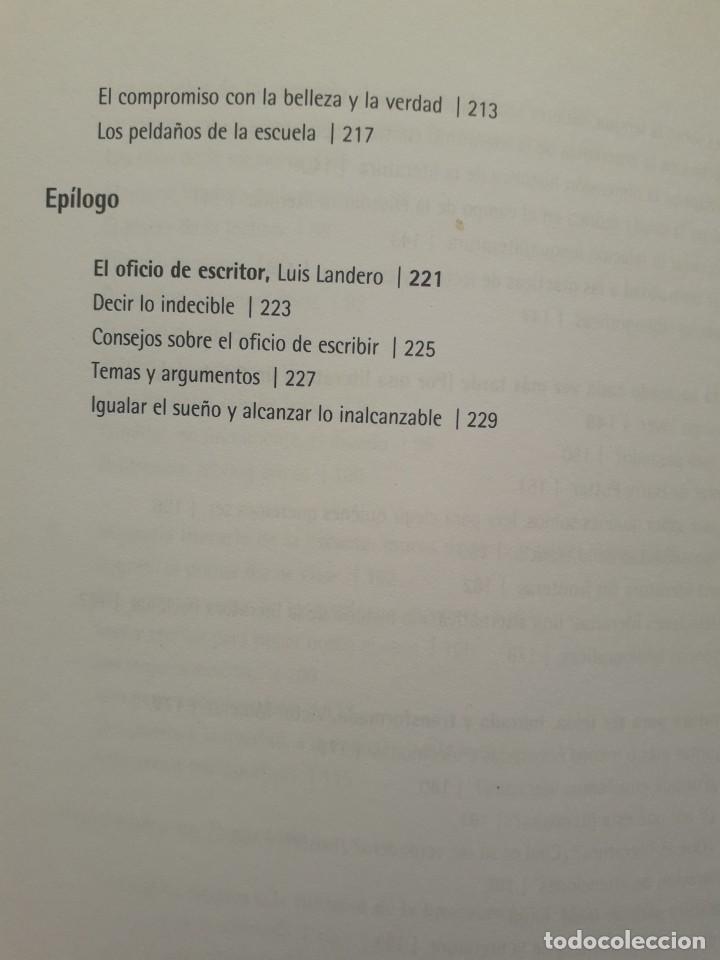 Libros de segunda mano: TEXTOS LITERARIOS Y CONTEXTOS ESCOLARES. LA ESCUELA EN LA LITERATURA. BIBLIOTECA DE TEXTOS GRAO,2008 - Foto 6 - 172016050