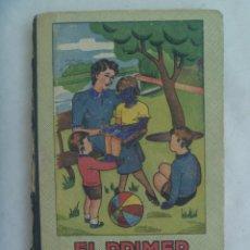 Libros de segunda mano: EL PRIMER MANUSCRITO , DE JOSE DALMAU CARLES. GERONA, 1943. Lote 172132753