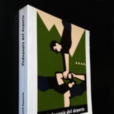 Livres d'occasion: PEDAGOGIA DEL DEPORTE | VV.AA. | ORGANIZACIÓN JUVENIL ESPAÑOLA 2007 (1ª ED.). Lote 172866099