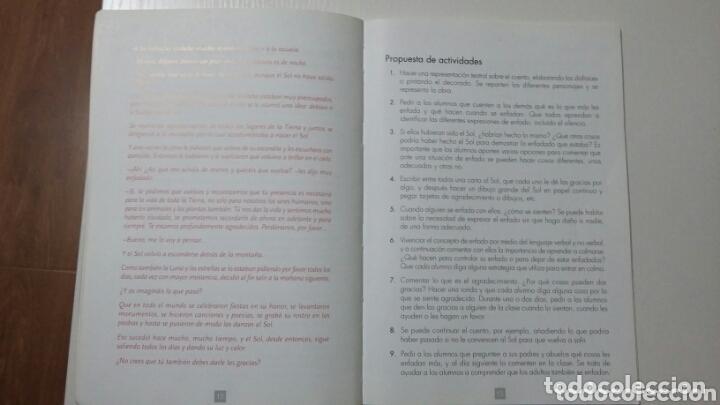Libros de segunda mano: Educar las emociones a través del cuento. Begoña Ibarrola. 2010 - Foto 3 - 126912963