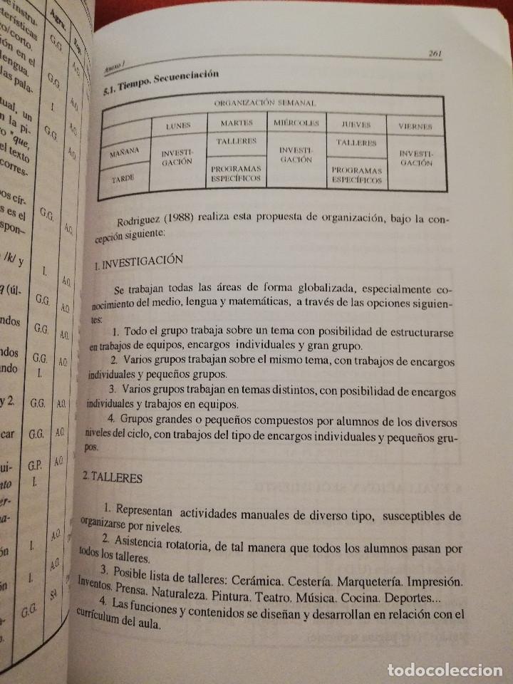 Libros de segunda mano: DEFICIENCIA AUDITIVA. ASPECTOS PSICOEVOLUTIVOS Y EDUCATIVOS (VV. AA.) EDICIONES ALJIBE - Foto 8 - 174078937