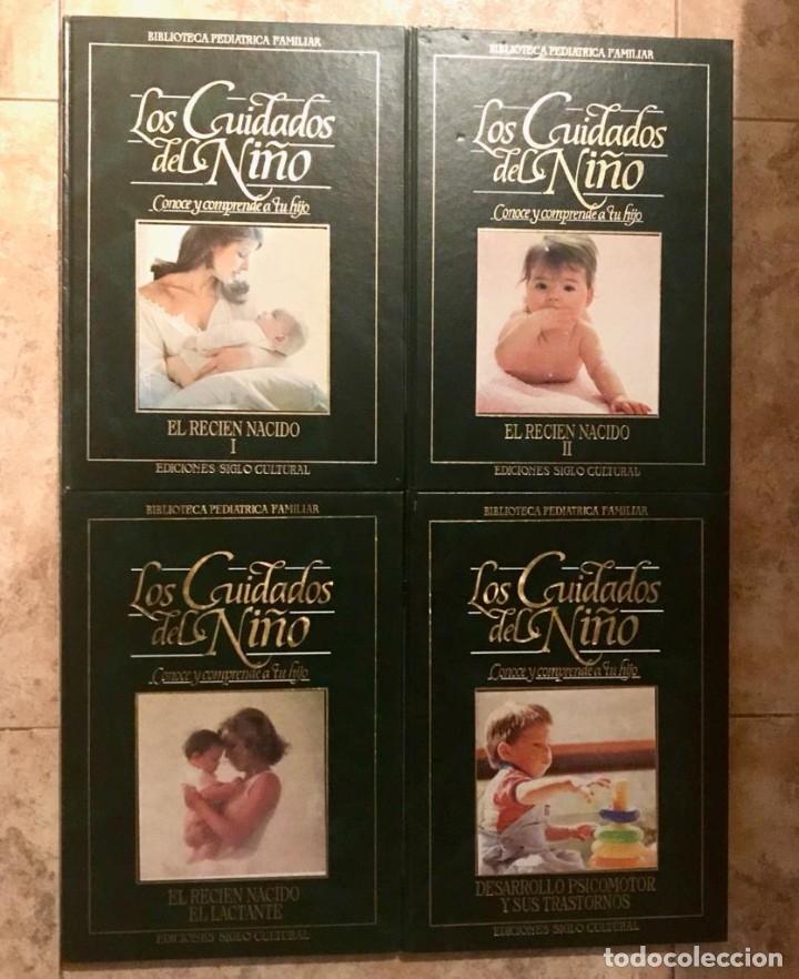 Libros de segunda mano: LOTE 3 LIBROS LOS CUIDADOS DEL NIÑO + 1 DE REGALO - CONOCE Y COMPRENDE A TU HIJO PEDIDO MINIMO 6 EUR - Foto 3 - 177329724