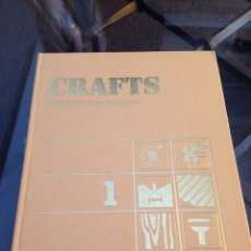 Libros de segunda mano: ENCICLOPEDIA DE ARTES CREATIVAS. CRAFTS. Lote 223199695