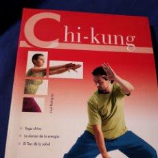 Libros de segunda mano: CHI-KUNG. J. RODRÍGUEZ. Lote 177679965