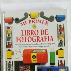 Libros de segunda mano: MI PRIMER LIBRO DE FOTOGRAFÍA DAVE KING. Lote 178949531