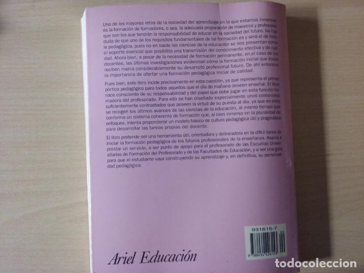Libros de segunda mano: TEORIAS E INSTITUCIONES CONTEMPORANEAS - ANTONI J. COLOM - JOSÉ L. BERNABEU - EMILIA DOMÍNGEZ - Foto 23 - 179079703
