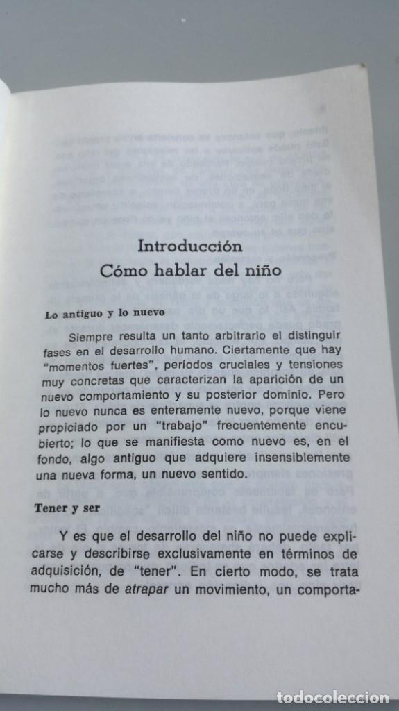 Libros de segunda mano: ASI SE HACE EL HOMBRE . 1 A 3 AÑOS - HACIA UNA PERSONALIDAD AUTONOMA - JEAN FRANCOIS SKRZYOCZAK - Foto 9 - 180045040