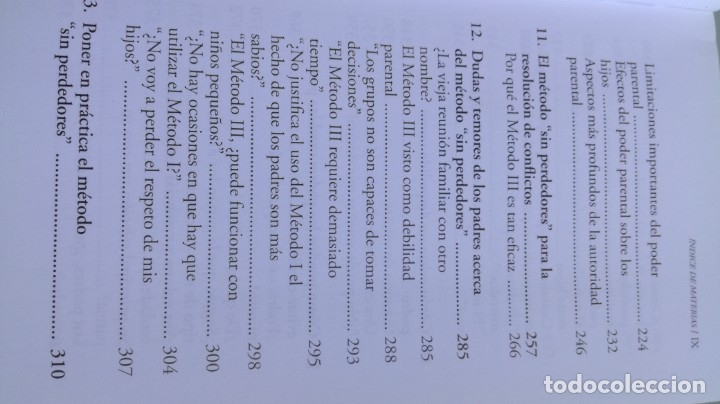 Libros de segunda mano: TEP TECNICAS EFICACES PARA PADRES - THOMAS GORDON - EFICAZ FORMAR NIÑOS RESPONSABLES - Foto 9 - 210699074