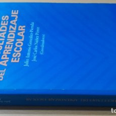 Libros de segunda mano: DIFICULTADES DE APRENDIZAJE ESCOLAR - J A GONZALEZ PINEDA - J C NUÑEZ PEREZ/ B703. Lote 182089185