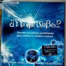 Libros de segunda mano: WILLIUAM ARNTZ, BETTY CHASSE Y MARK VICENTE - Y TU QUE (S)ABES?. Lote 183167406