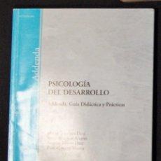 Libros de segunda mano: PSICOLOGÍA DEL DESARROLLO UNED. Lote 183178401