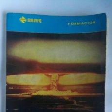 Libros de segunda mano: RENFE FORMACIÓN BASES DE ELECTRICIDAD. Lote 183217445