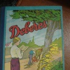 Livres d'occasion: DEBERES DALMAU CARLES PLA 1960 - PORTAL DEL COL·LECCIONISTA *****. Lote 186430548