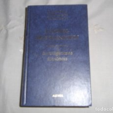 Libros de segunda mano: GRANDES OBRAS DEL PENSAMIENTO CONTEMPORANEO. LUDWIG WITTGENSTEIN. INVESTIGACIONES FILOSÓFICAS.. Lote 187474447