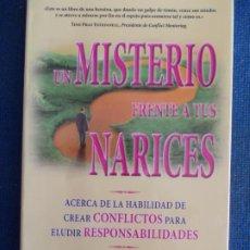 Libros de segunda mano: UN MISTERIO FRENTE A TUS NARICES HELENA AGRAMUNT. Lote 188539810
