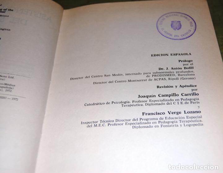 Libros de segunda mano: Asistencia y educación del subnormal, de Charles H. Hallas. - Foto 6 - 191152618