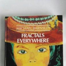 Libros de segunda mano: FRACTALS EVERYWHERE MICHAEL BARNSLEY. Lote 192249778