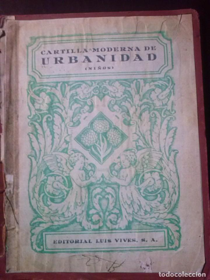 Libros de segunda mano: CARTILLA MODERNA DE URBANIDAD, para niños. Edi. Luis Vives SA 1949 - Foto 5 - 193745435
