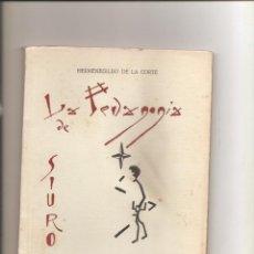 Libros de segunda mano: 1211. LA PEDAGOGIA DE SIUROT. Lote 195114028