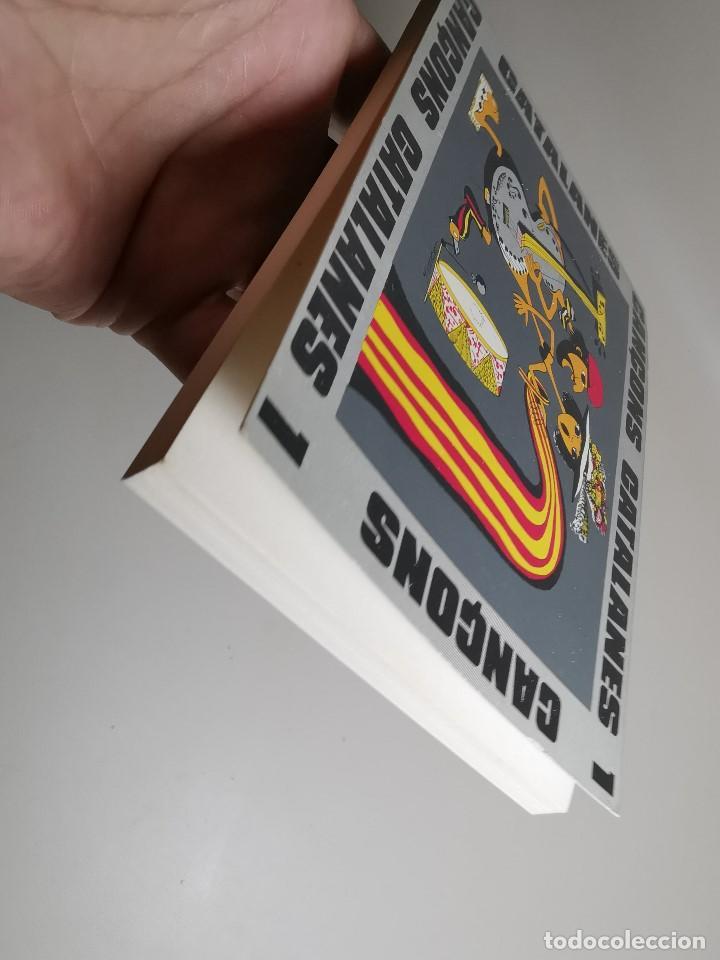 Libros de segunda mano: CANÇONS CATALANES ANTONI NOGUERAS I BRUNET EN CATALÁN .SCOUTS ESCOLTES.CAMPAMENTOS.BARCELONA 1975 - Foto 8 - 197212693