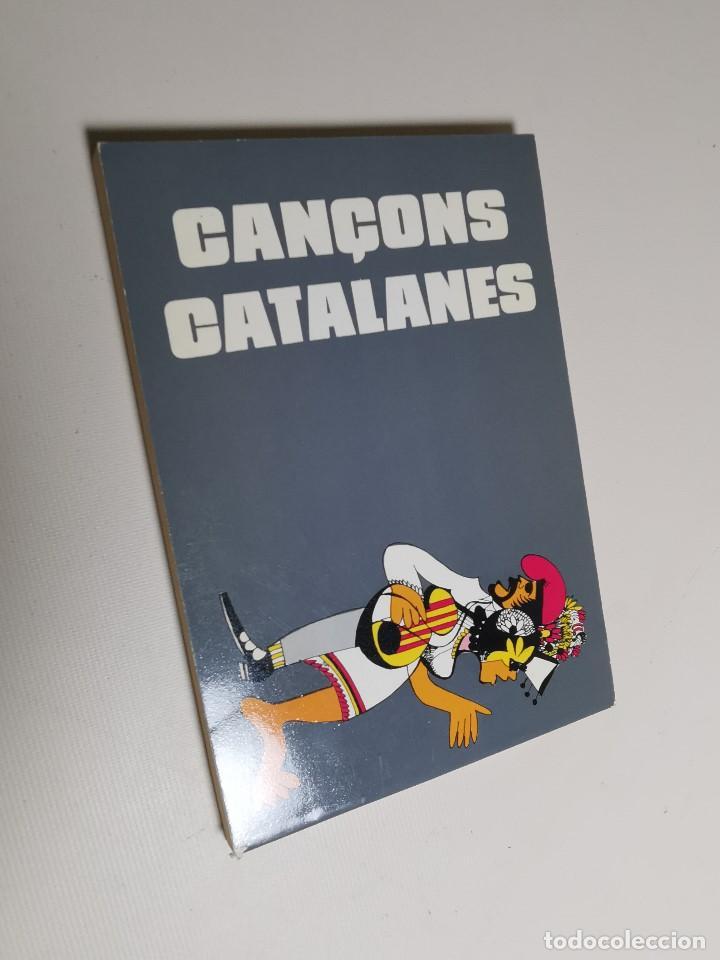 Libros de segunda mano: CANÇONS CATALANES ANTONI NOGUERAS I BRUNET EN CATALÁN .SCOUTS ESCOLTES.CAMPAMENTOS.BARCELONA 1975 - Foto 10 - 197212693