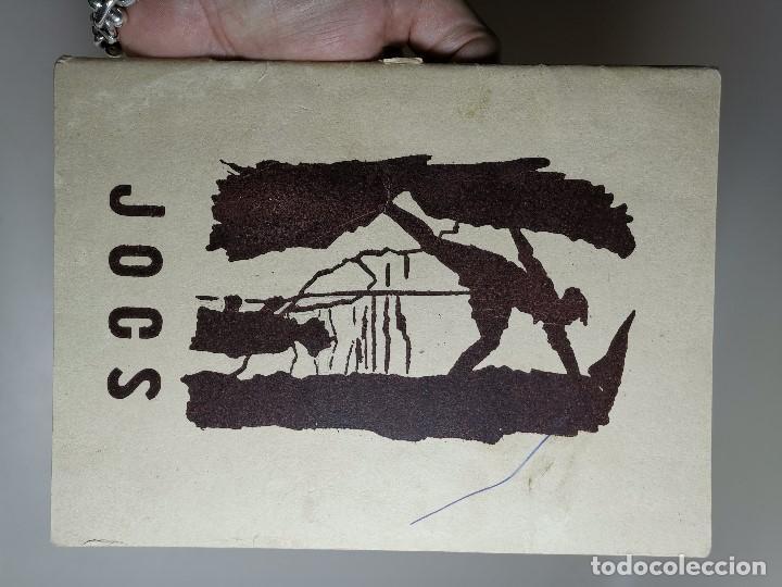 Libros de segunda mano: JOCS EN CATALÁN .JUEGOS PARA SCOUTS ESCOLTES.CAMPAMENTOS.1954 BARCELONA - Foto 4 - 197216353