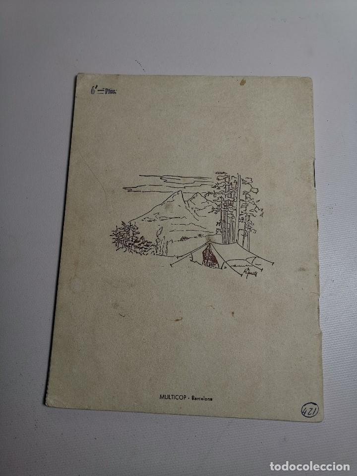 Libros de segunda mano: JOCS EN CATALÁN .JUEGOS PARA SCOUTS ESCOLTES.CAMPAMENTOS.1954 BARCELONA - Foto 8 - 197216353