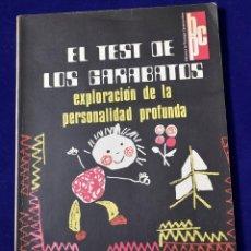 Libros de segunda mano: EL TEST DEL DIBUJO DE LA FAMILIA EN LA PRÁCTICA MÉDICO-PEDAGÓGICA - CORMAN, LOUIS. Lote 200106517