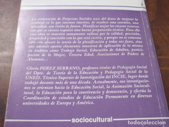 Elaboración De Proyectos Sociales Casos Prácti Comprar Libros De Pedagogía En Todocoleccion 205533661
