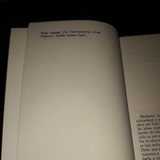 Libros de segunda mano: LIBRO 2068 EL FRACASO DE LA ESCUELA JOHN HOLT ALIANZA EDITORIAL. Lote 206472751