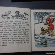 Libros de segunda mano: THE BIG PICTURE BOOK SEASIDE HOLIDAYS POR ROMON MAROTO. Lote 206800560