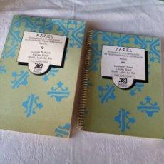 Libros de segunda mano: P. A. P. E. L. MANUAL Y FICHAS. PROGRANA PARA LA ADQUISICIÓN DE LAS PRIMERAS ETAPAS DEL LENGUAJE.. Lote 207128315