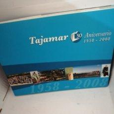 Libros de segunda mano: TAJAMAR. 50 ANIVERSARIO 1958-2008 (INCLUYE DVD). Lote 208327910